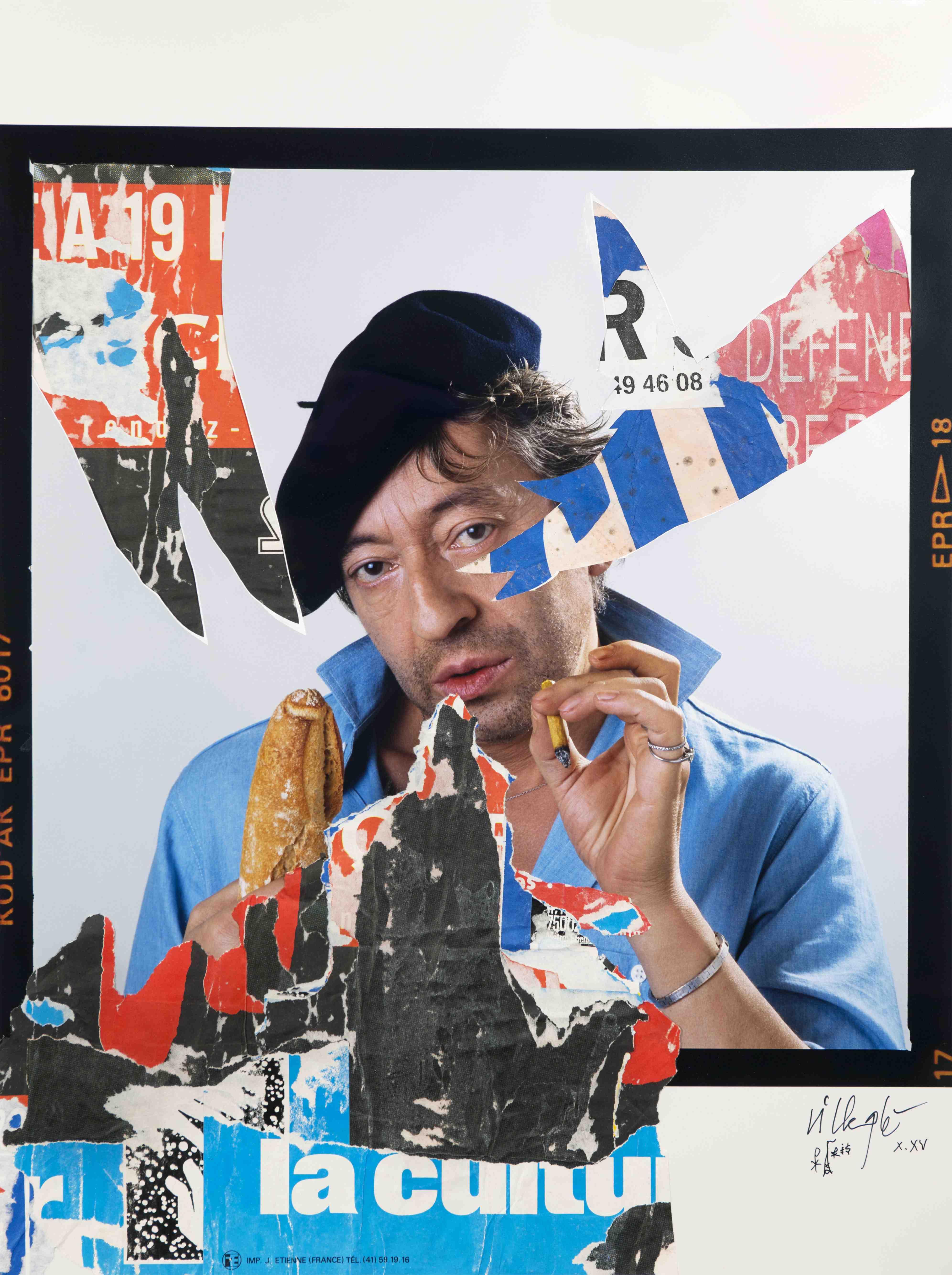 Gainsbourg-Béret VILLEGLE -BATTISTINI (002)