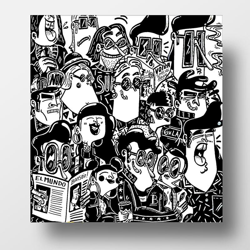 Bouda—Oeuvre—El-Mundo