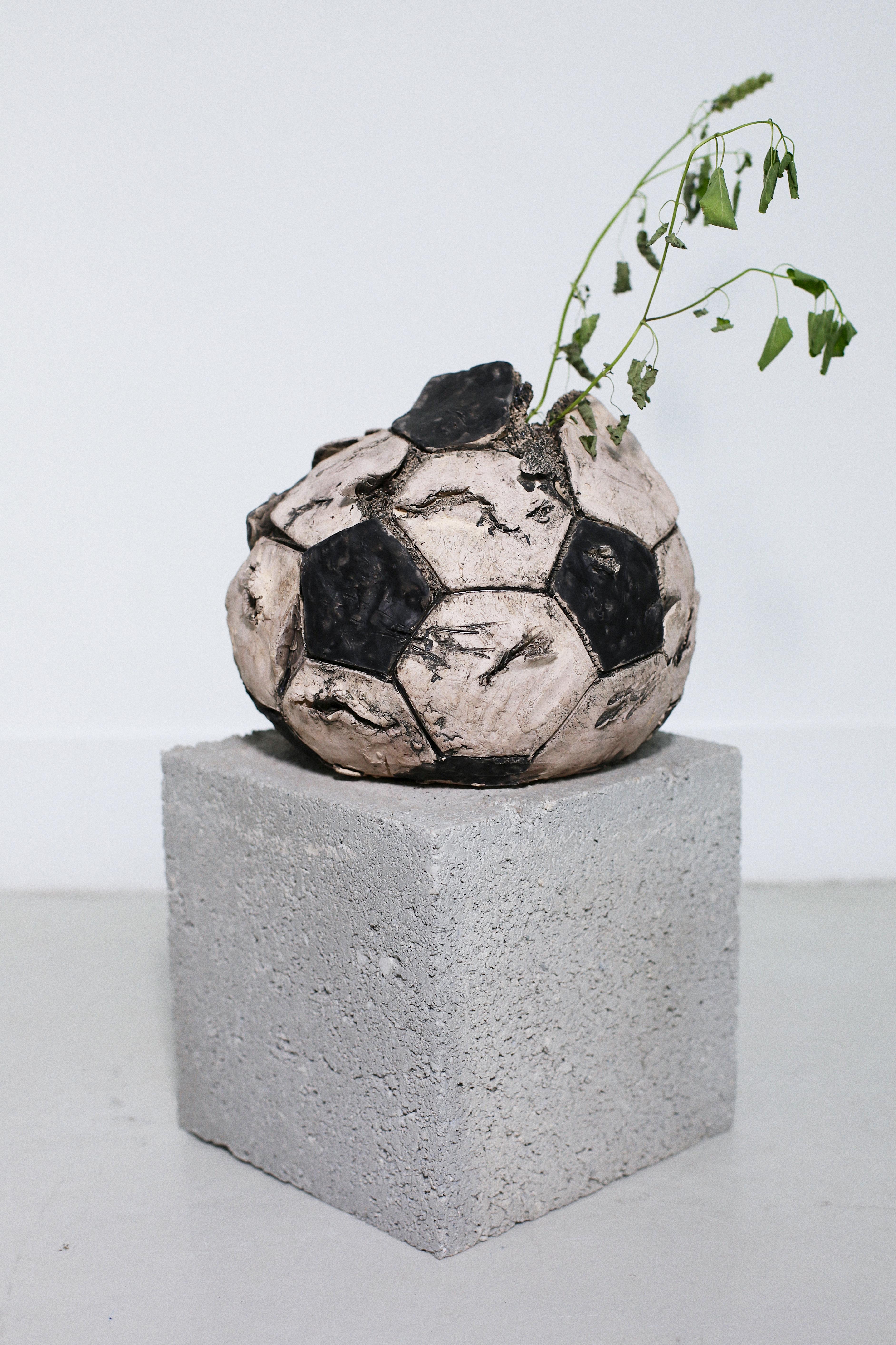 Ballon céramique, modèle 1